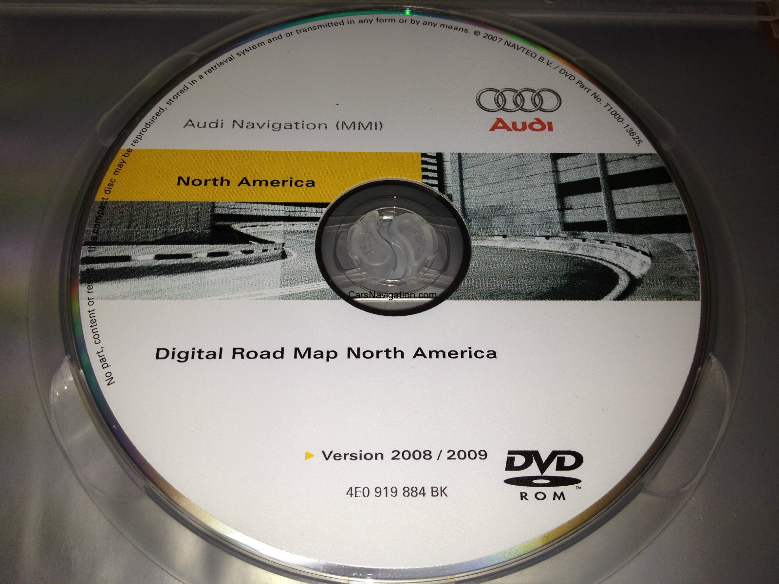 audi mmi navigation system car navigation dvd maps. Black Bedroom Furniture Sets. Home Design Ideas