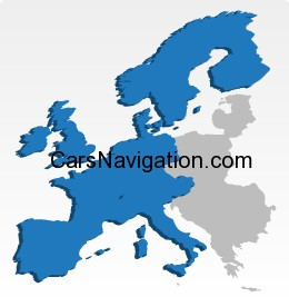 Europe Non Voice Recognition MY2011