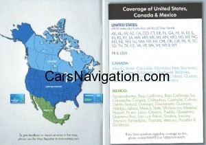 Volkswagen Navigation System RNS510 Mexico,Canada,United States